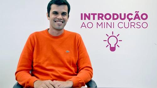 introdução ao mini curso